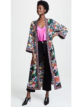 Lynn Kimono by Alice + Olivia