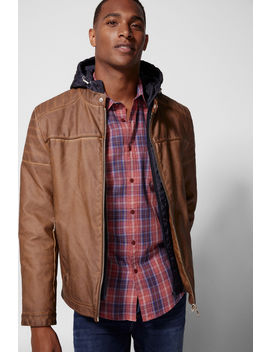 Checked Flannel Shirt by Springfield