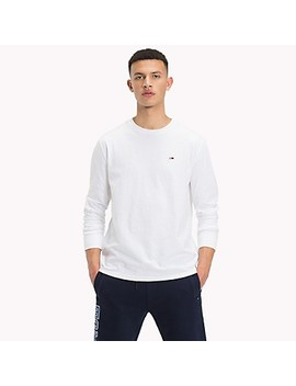 Tommy Classics Long Sleeve T Shirt by Tommy Hilfiger