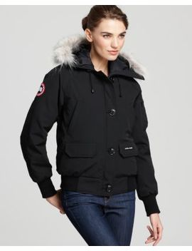 Chilliwack Bomber by Bloomingdales