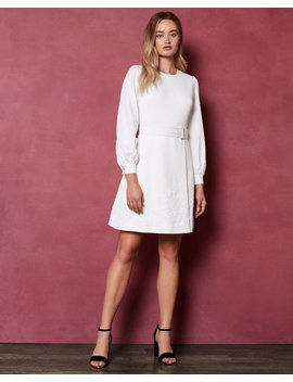 Robe Manches Longues à Ornements by Ted Baker