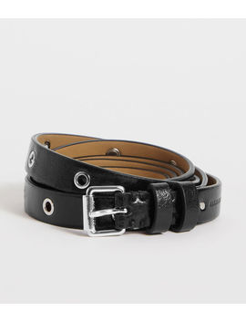 Roza Leather Belt by Allsaints