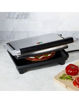 Breville ® Duo Panini Press by Crate&Barrel