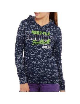 Nfl Juniors Seahawks Fleece Hoodie by Licensed