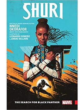 Shuri: The Search For Black Panther by Amazon