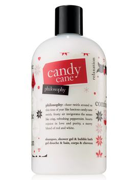 Candy Cane Shampoo, Shower Gel & Bubble Bath by Philosophy