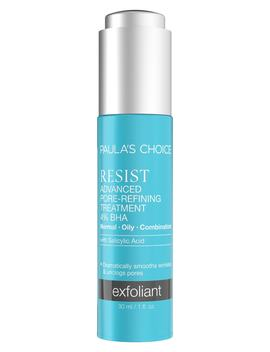 Resist Advanced Pore Refining Treatment 4 Percents Bha by Paula's Choice