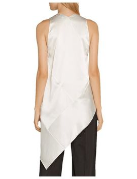 Narciso Rodriguez Silk Top   T Shirts And Tops by Narciso Rodriguez