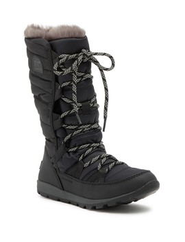 Whitney Waterproof Faux Fur Boot by Sorel