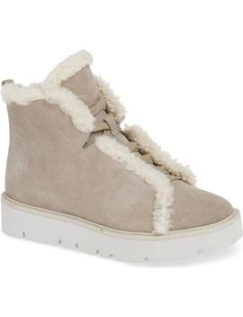 By Kenneth Cole Trevor Genuine Shearling Lined Bootie by Gentle Souls