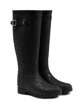 Original Insulated Refined Tall Rain Boot by Hunter