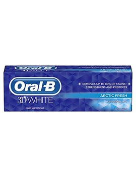 Oral B 3 D White Arctic Fresh Toothpaste   Pack Of 3 by Oral B