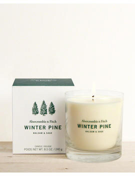 Winter Pine Candle by Abercrombie & Fitch
