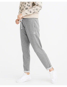 Cozy Rolled Sweatpants by Abercrombie & Fitch