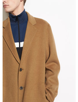 Wool Car Coat by Vince