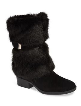Giselle Weatherproof Faux Fur Boot by Taryn Rose