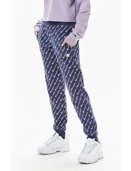 Champion All Over Print Reverse Weave Jogger Pants by Pacsun