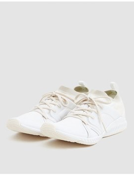 Crazy Train Pro Sneaker In White by Adidas By Stella Mc Cartney