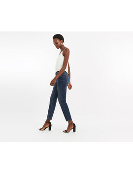 Ruby Straight Leg Jeans by Oasis