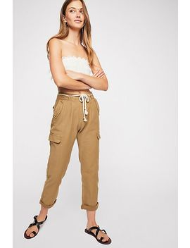 Safari Cargo Pants by Free People