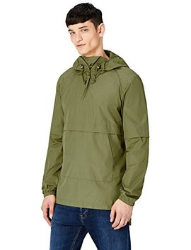 Find Men's Overhead Windbreaker by Find