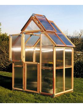 Gkp64 Greenhouse Kit Mt. Hood 6'x4'gkp64 Greenhouse Kit Mt. Hood 6'x4' by Sears