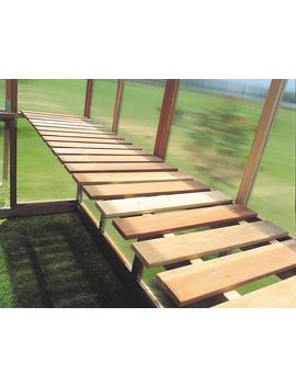 Gkp64 Bench Bench Kit For 6 X4 Sunshine Garden House Gkp64 Bench Bench Kit For 6 X4 Sunshine Garden House by Sears