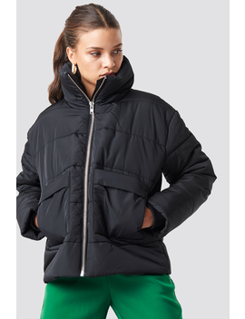 Lonia Jacket Black by Na Kd