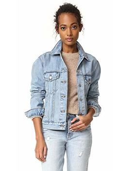 Levi's Women's Ex Boyfriend Trucker Jacket by Levi%27s