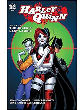 Harley Quinn Tp Vol 5 The Jokers Last Laugh by Amazon