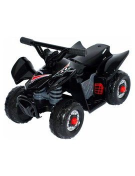 Honda 6 Volt Electric Ride On Atv   Black by Honda
