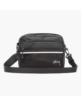 Ripstop Nylon Shoulder Bag by Stussy
