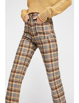 Lykke Wullf Ranch Trousers by Free People