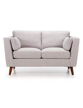 Sam Fabric 2 Seater Sofa by Dunelm