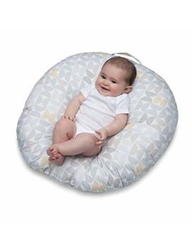 Boppy Newborn Lounger, Gray/Taupe Propeller by Amazon
