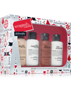 Online Only Wrapped In Vanilla Set by Philosophy
