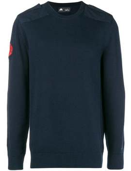 Shoulder Epaulet Sweater by Nike