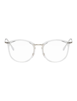 Clear Highstreet Glasses by Ray Ban