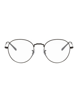 Black Icon Glasses by Ray Ban