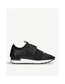 Race Runners Low Top Trainers by Balenciaga
