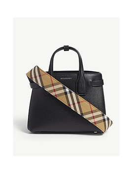Small Banner Tote by Burberry