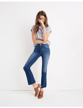 Tall Cali Demi Boot Jeans In Marco Wash by Madewell