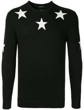 Stars Knit Sweater by Guild Prime