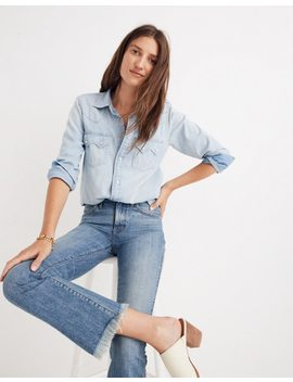 Tall Cali Demi Boot Jeans In Comfort Stretch: Eco Edition by Madewell
