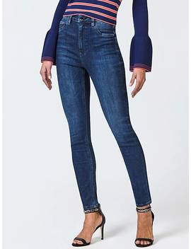 High Rise Skinny Jeans by Guess