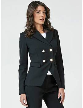 Double Breasted Blazer by Guess