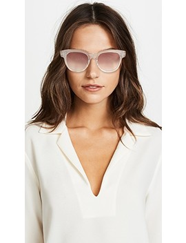 X Ulla Johnson 51 Imogen Sunglasses by Garrett Leight