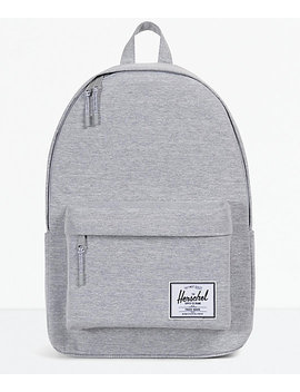 Herschel Classic Xl Light Grey Backpack by Herschel Supply