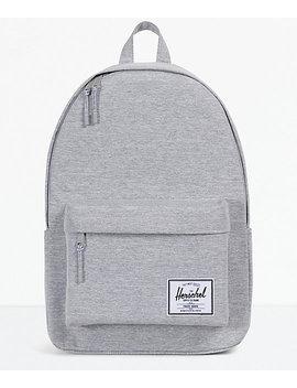 Herschel Classic Xl Light Grey Backpack by Herschel Supply
