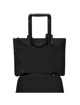 Mayfair Capsule Blenheim Black Tote 14 by Knomo